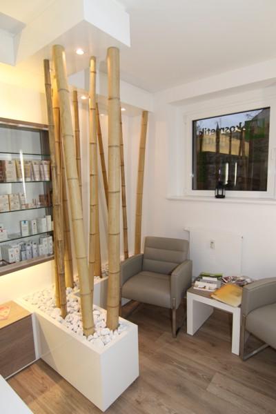 Kosmetikstudio einrichtung praxiseinrichtung for Inneneinrichtung dekoration
